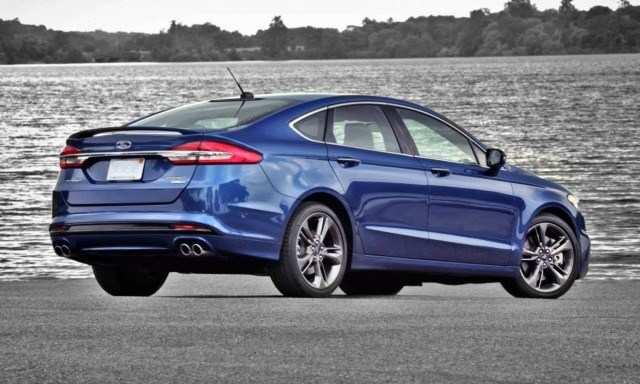 87 A 2019 Ford Mondeo Reviews