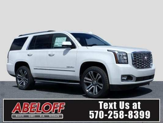 87 A 2019 GMC Yukon Denali New Model And Performance