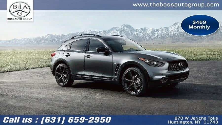 87 A 2019 Infiniti QX70 Specs And Review