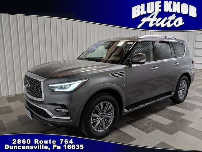 87 A 2019 Infiniti Qx80 Suv Images
