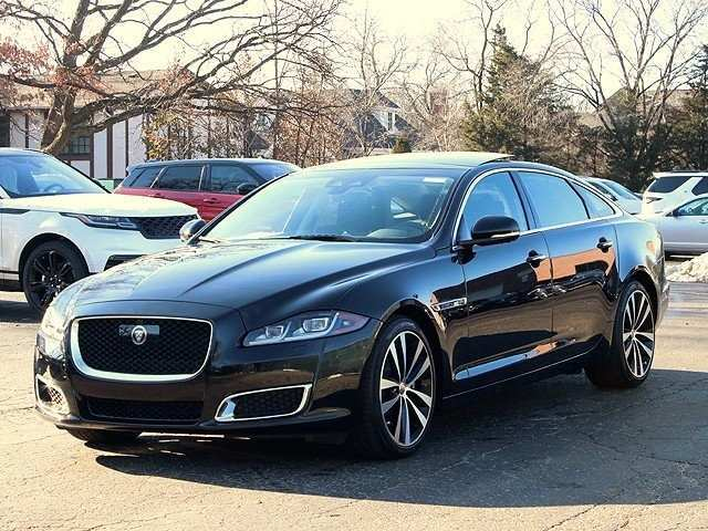 87 A 2019 Jaguar Sedan Overview