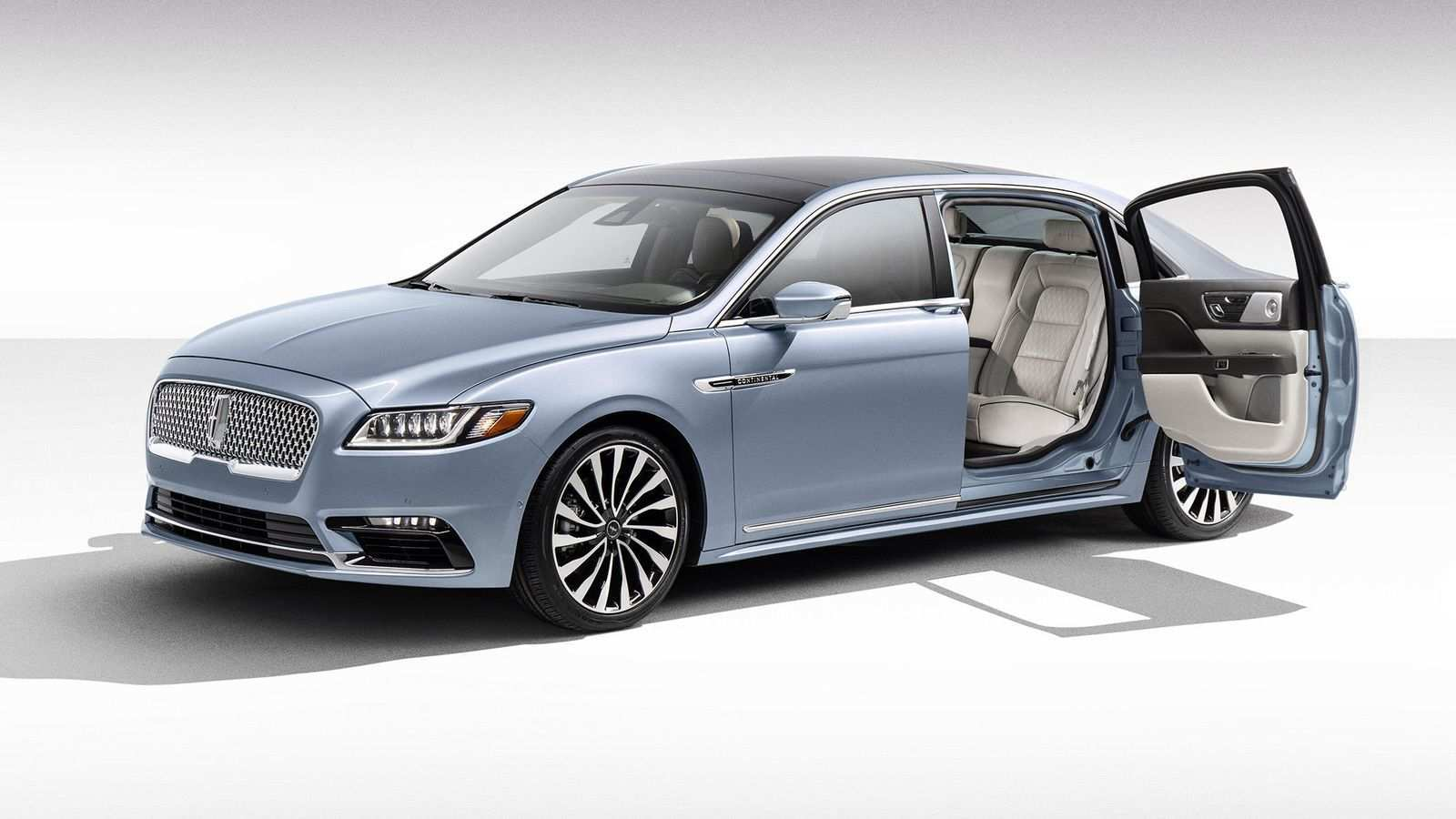 87 A 2019 Lincoln Continental Review