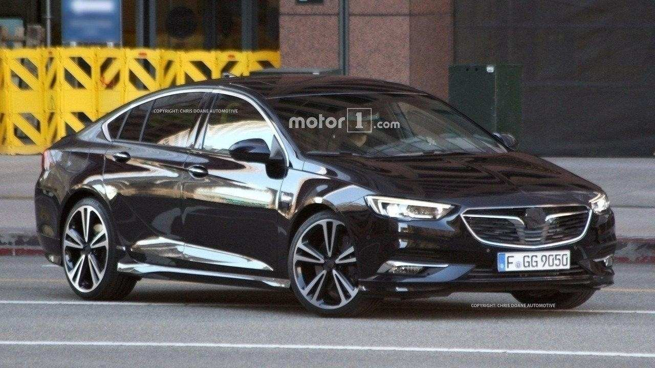 87 A 2019 New Opel Insignia Price Design And Review