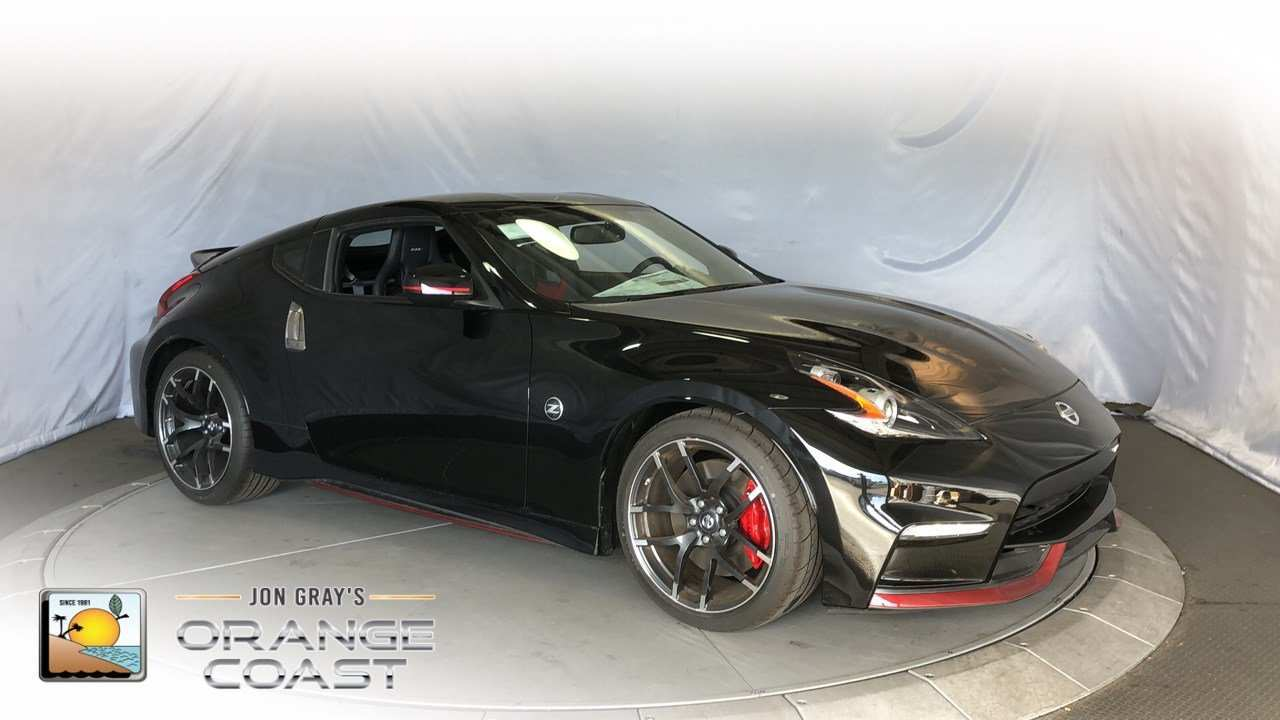 87 A 2019 Nissan 370Z Redesign