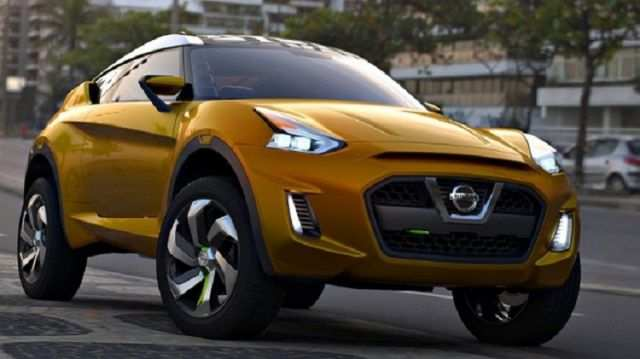 87 A 2019 Nissan Juke Redesign And Concept