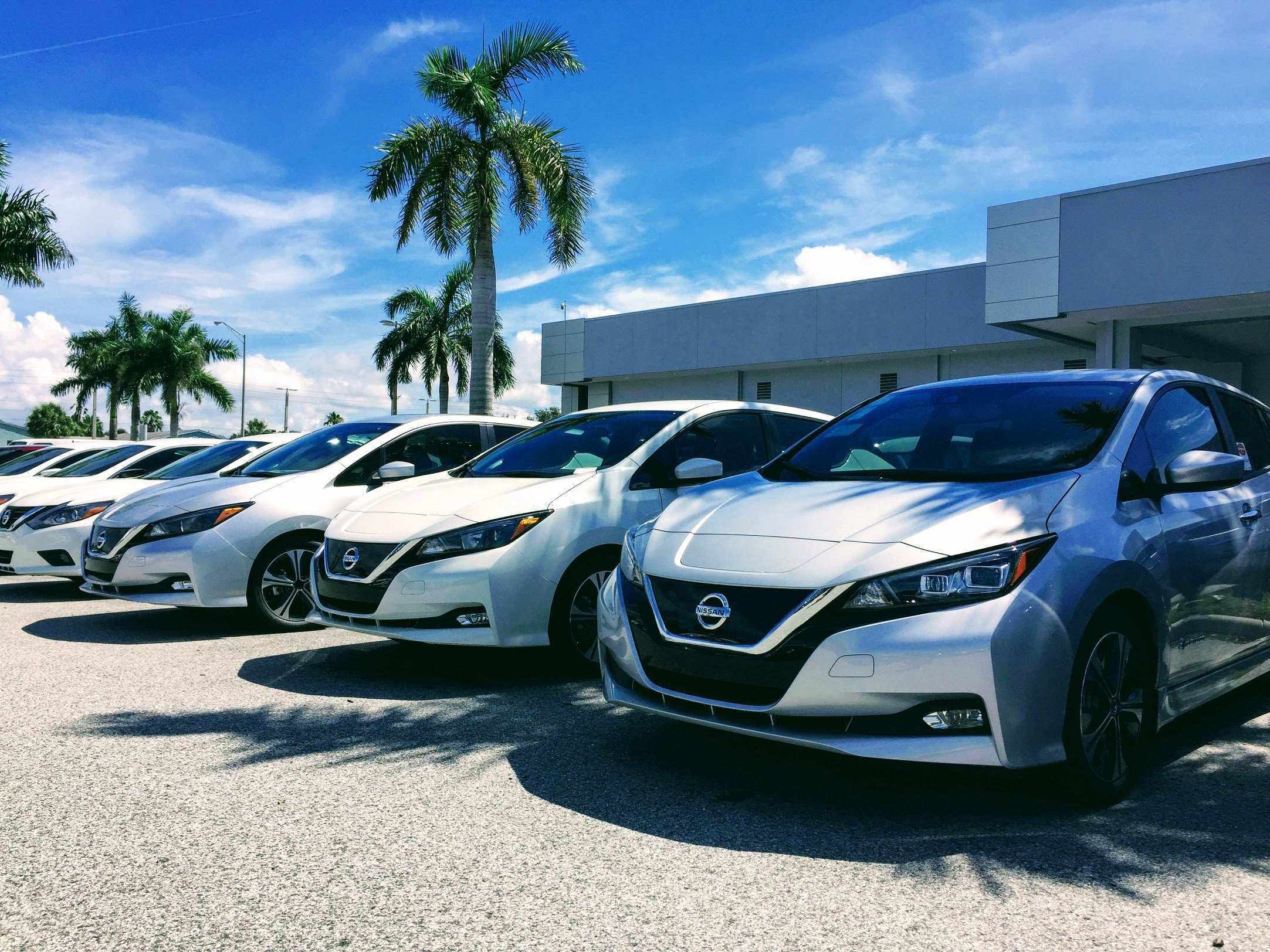 87 A 2019 Nissan Leaf Range Price Design And Review