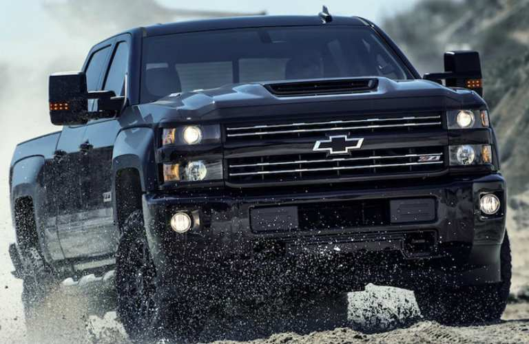 87 A 2019 Silverado Hd Spesification