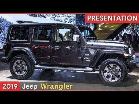 87 A 2019 The Jeep Wrangler New Concept
