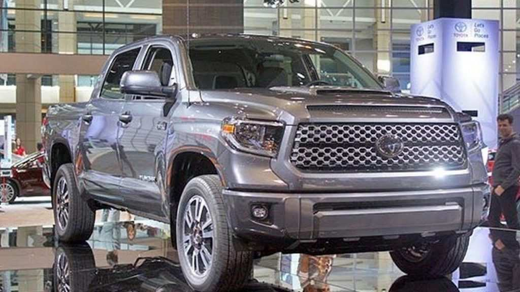 87 A 2019 Toyota Tacoma Diesel Trd Pro Concept