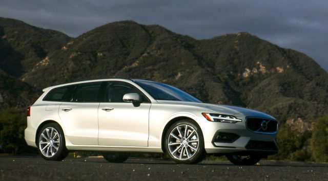 87 A 2019 Volvo V70 Spesification
