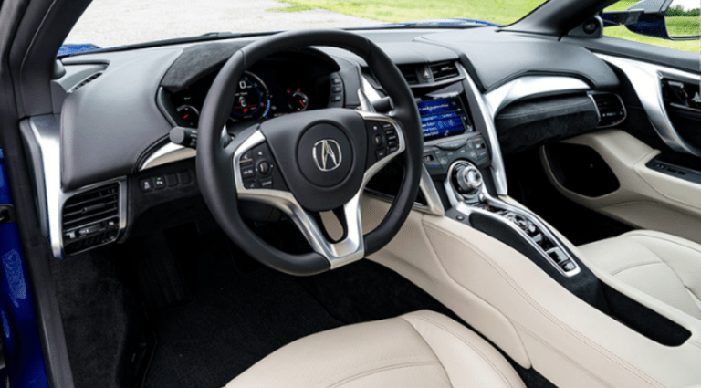 87 A 2020 Acura Nsx Type R Overview