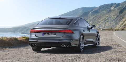 87 A 2020 Audi S7 Research New
