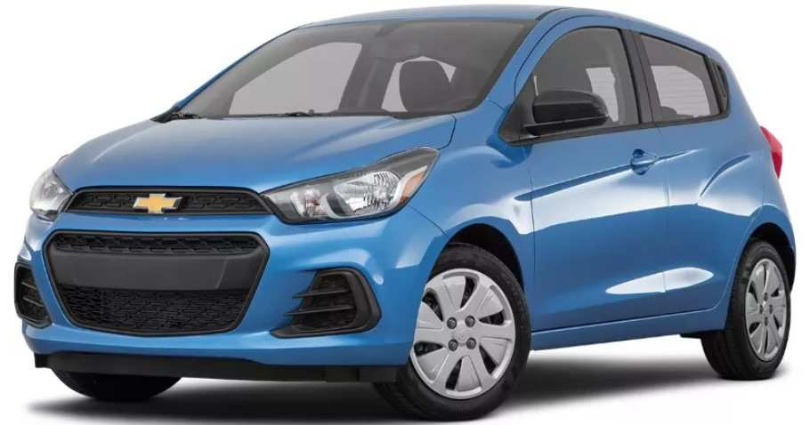 87 A 2020 Chevrolet Spark Price And Release Date