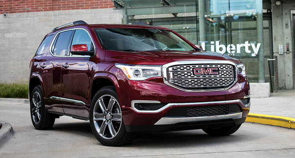 87 A 2020 Gmc Acadia Denali Review