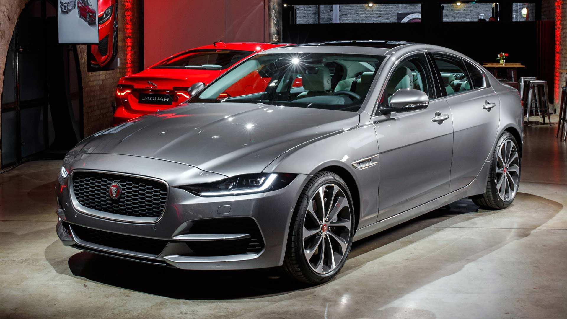 87 A 2020 Jaguar XE Performance And New Engine