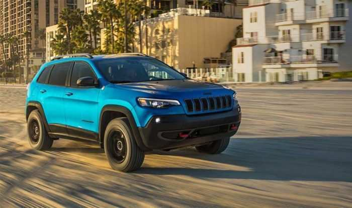 87 A 2020 Jeep Cherokee Price And Release Date