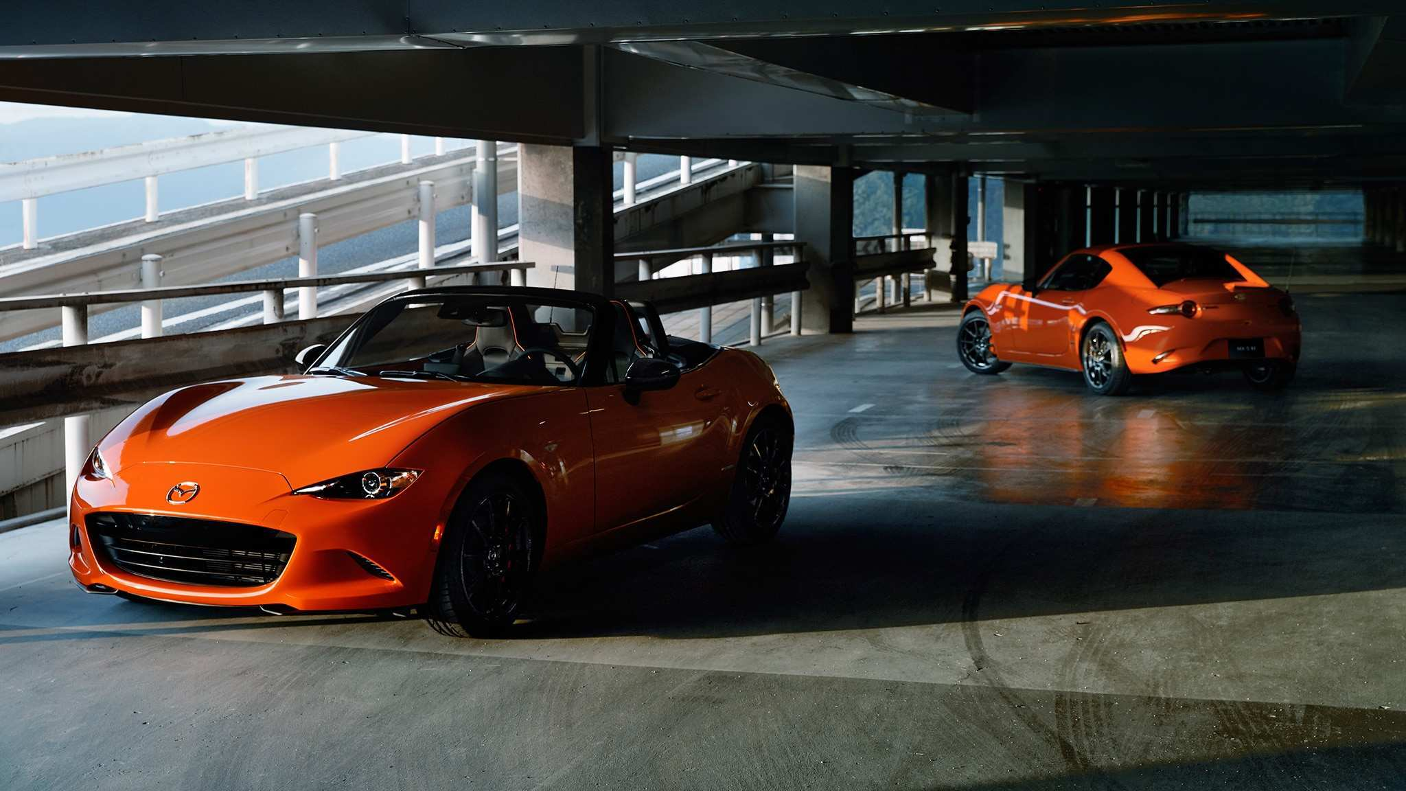 87 A 2020 Mazda MX 5 Overview