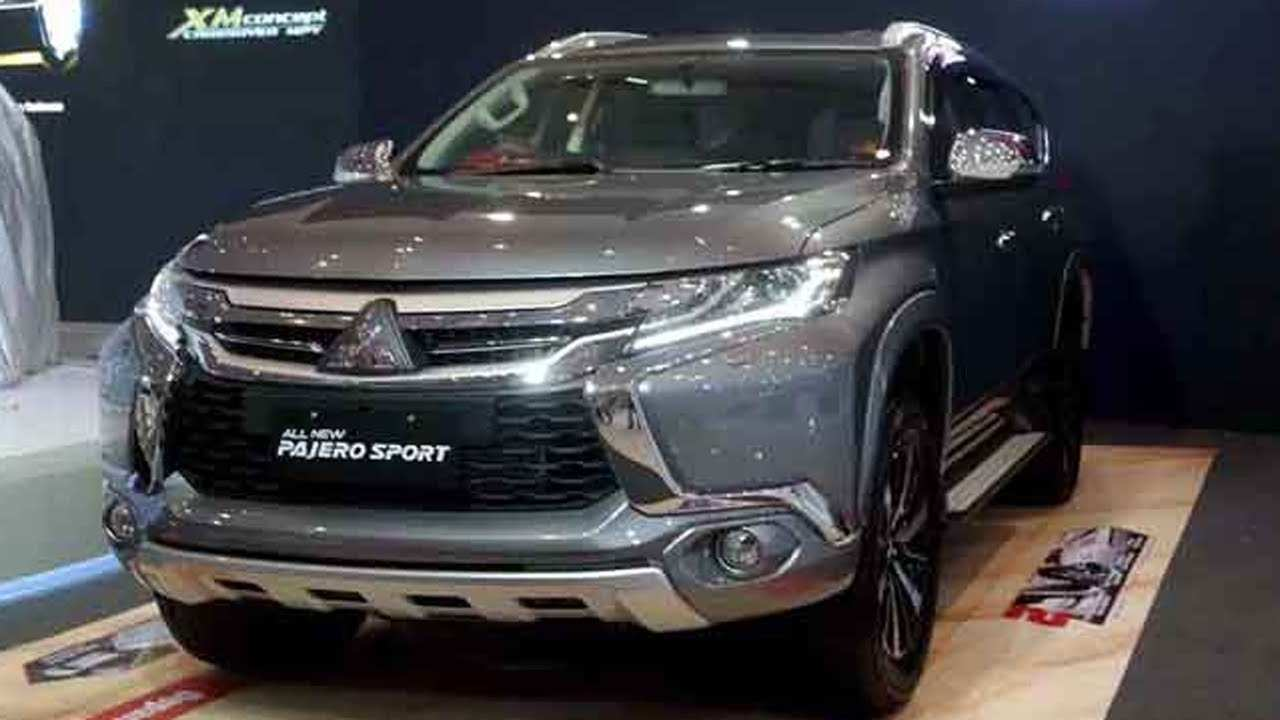 87 A 2020 Mitsubishi Montero Sport Philippines Research New