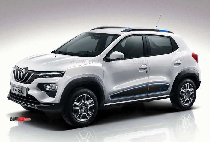 87 A 2020 Renault Kwid Concept And Review
