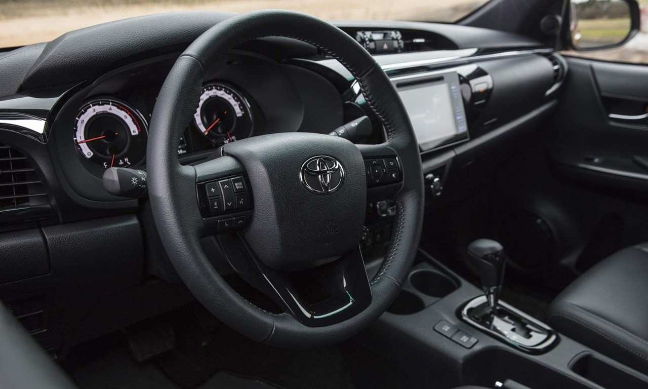 87 A 2020 Toyota Hilux New Review