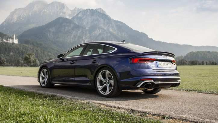 87 A Audi S52019 Speed Test