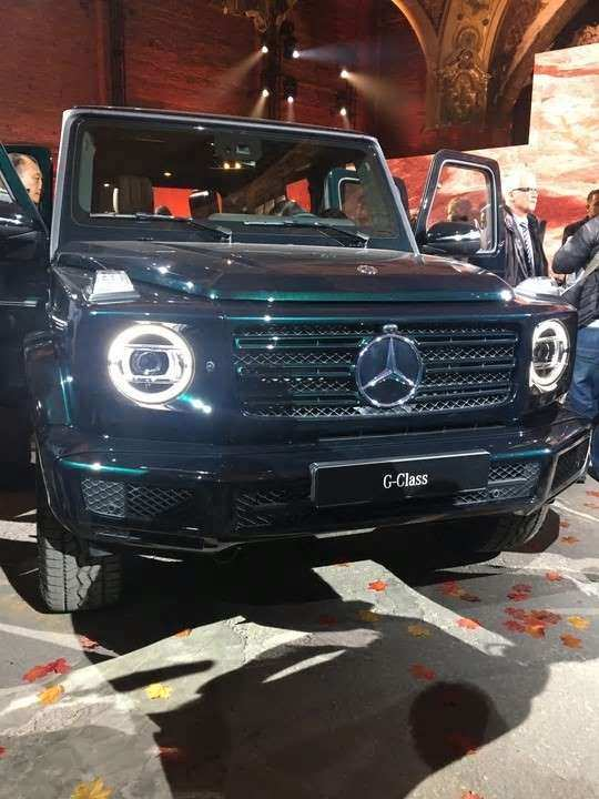 87 A G550 Mercedes 2019 Picture