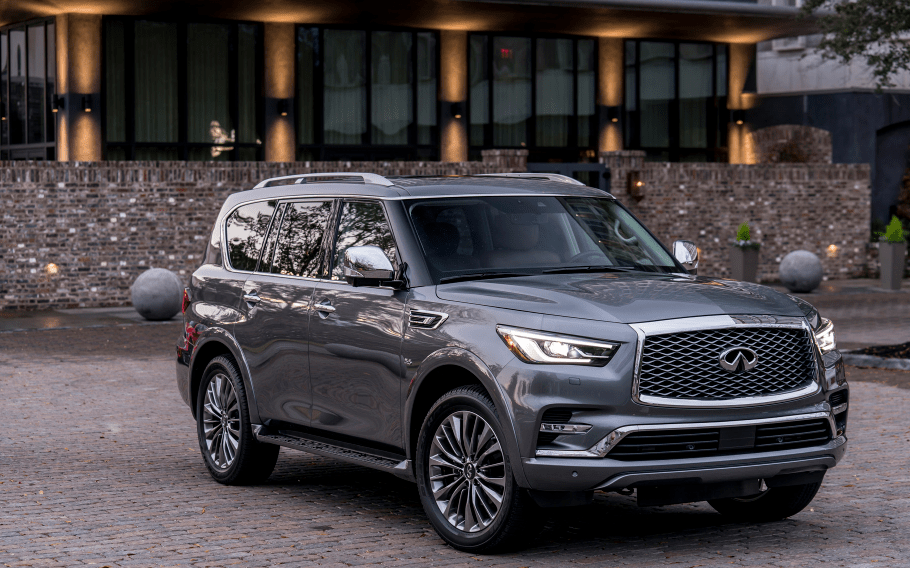 87 A Infiniti Qx80 New Model 2020 Price