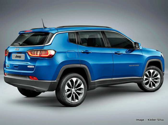 87 A Jeep Compass Facelift 2020 Review