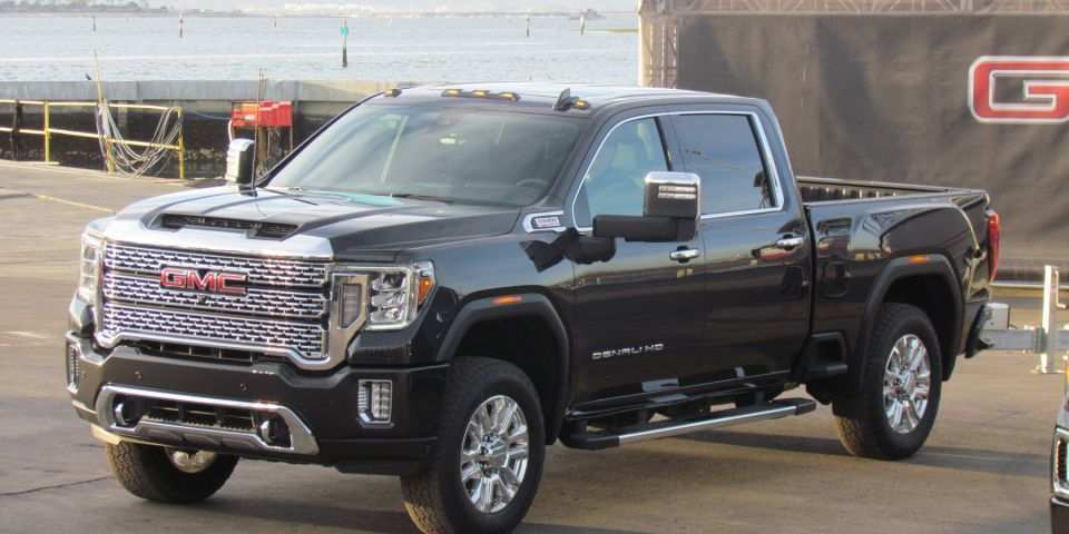 87 A New GMC Yukon 2020 Spy Shoot