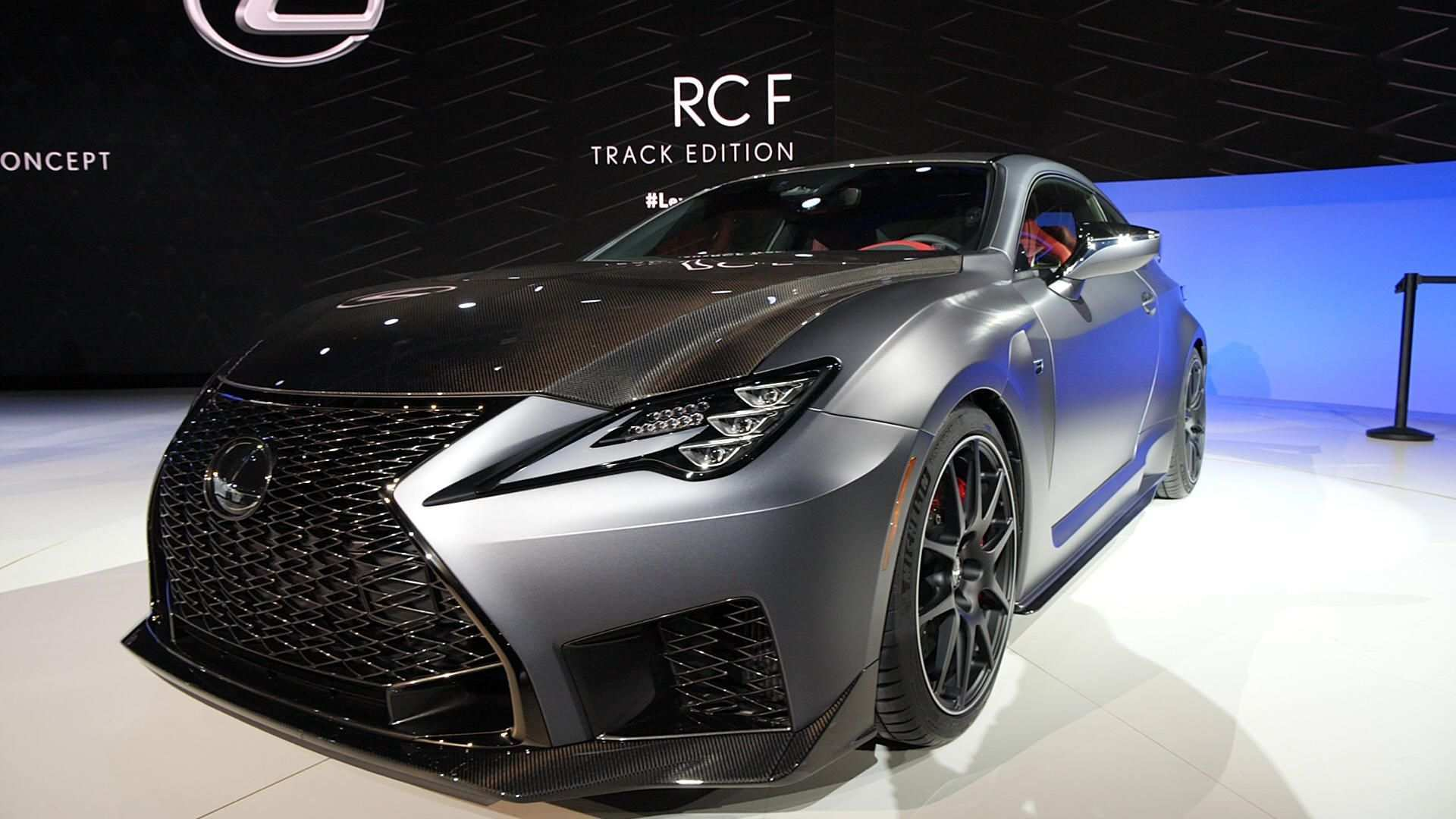 87 A Rcf Lexus 2019 Review