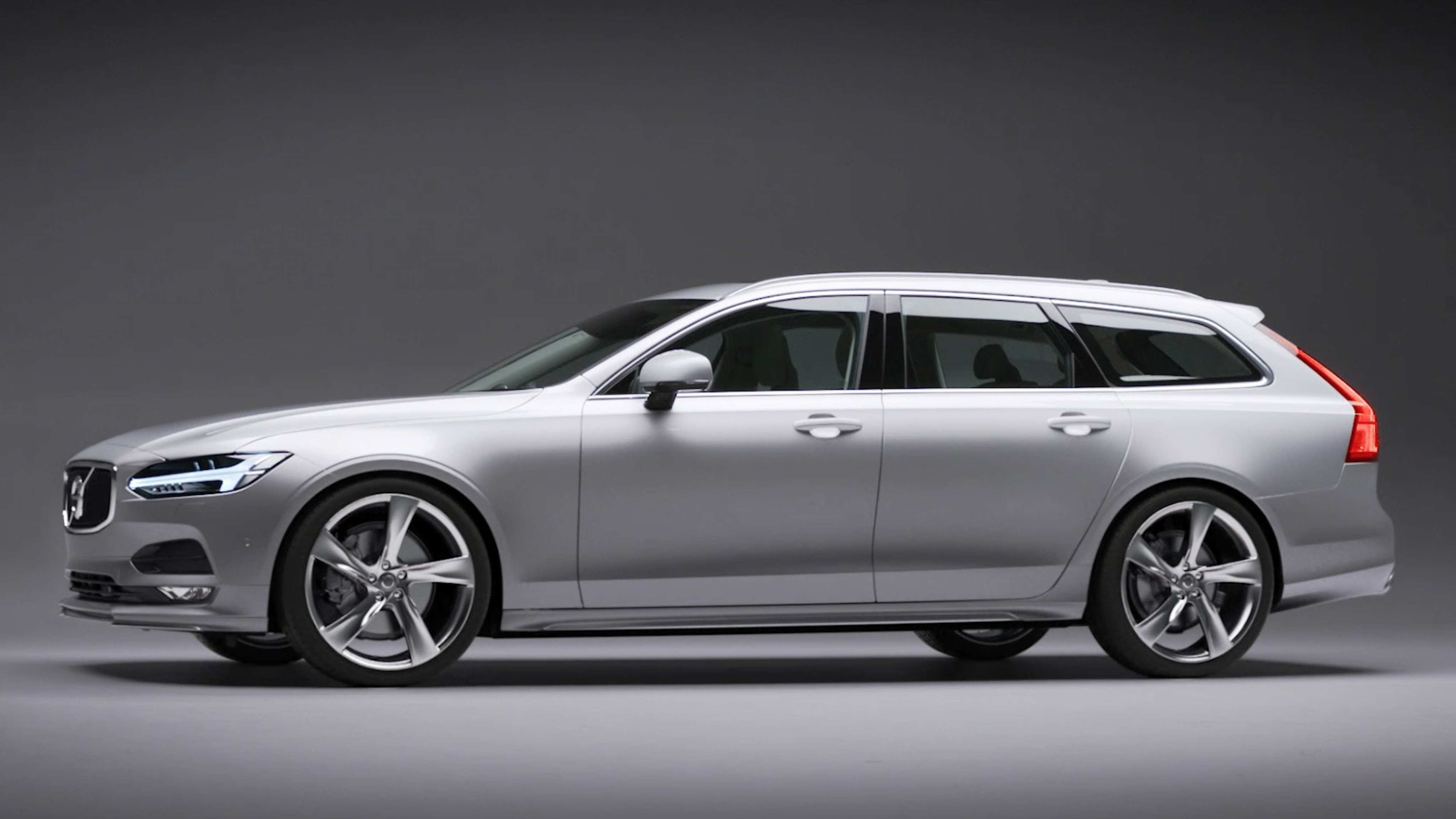87 A Volvo V90 Redesign And Concept