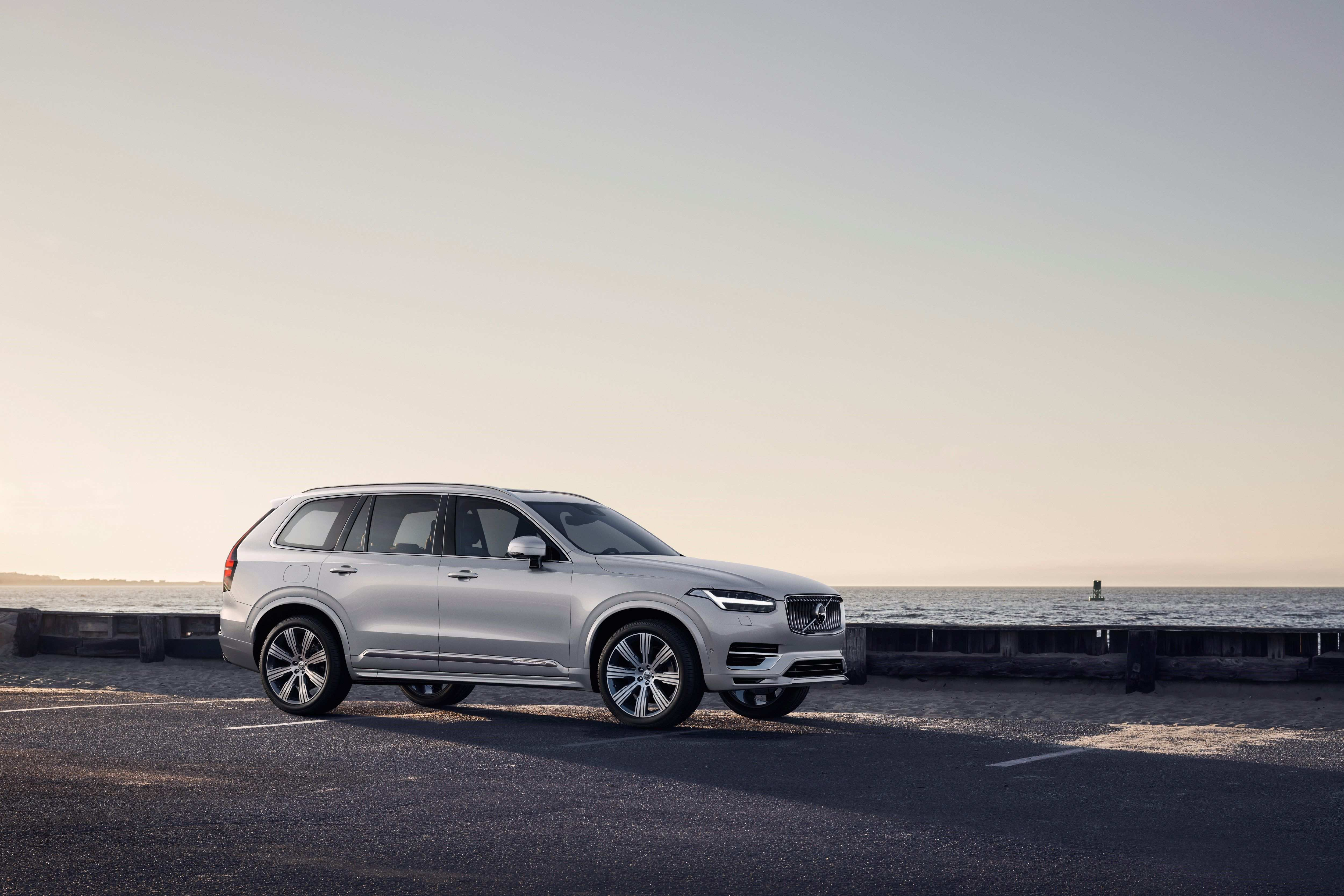 87 A Volvo Xc90 Facelift 2019 Concept