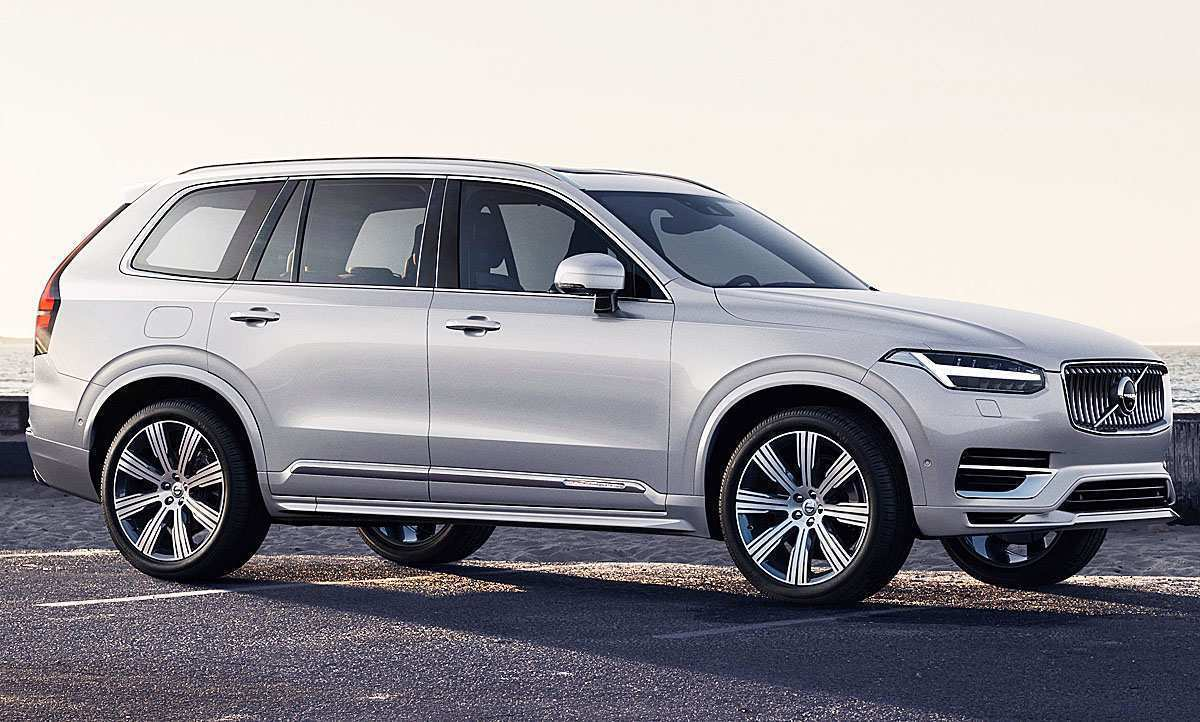 87 A Volvo Xc90 Facelift 2019 History