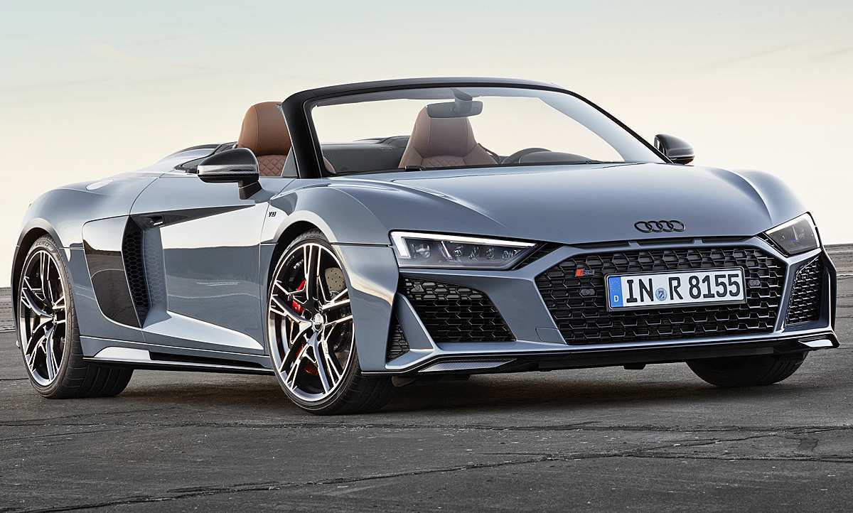 87 All New 2019 Audi R8 V10 Spyder Release