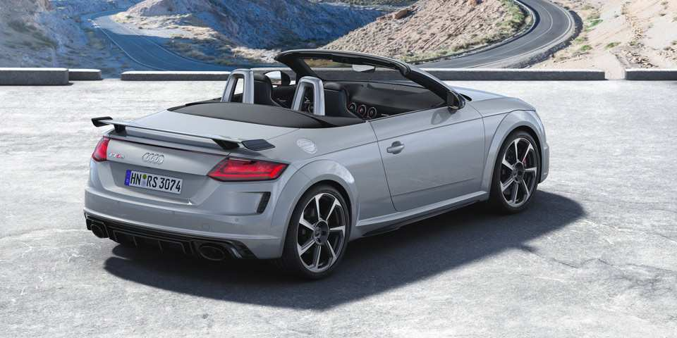 87 All New 2019 Audi Tt Rs Overview