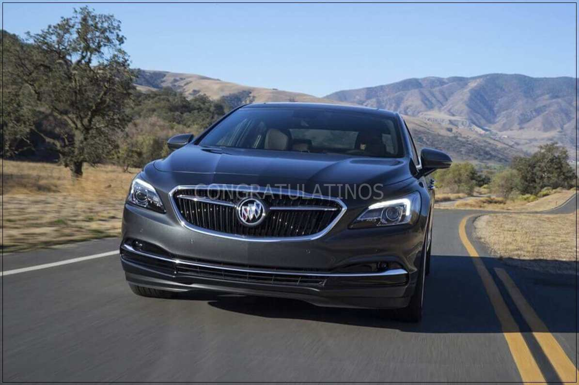 87 All New 2019 Buick Grand National Gnxprice Price And Review