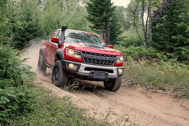 87 All New 2019 Chevy Colorado Going Launched Soon Release Date And Concept