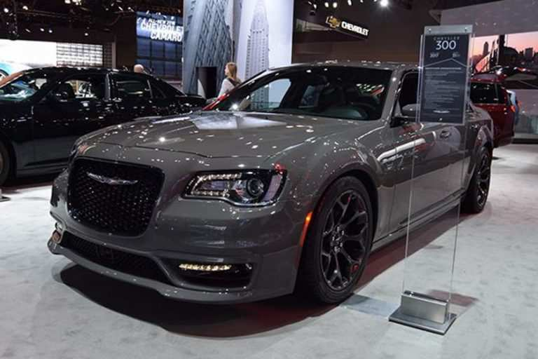 87 All New 2019 Chrysler 300 Srt 8 Interior