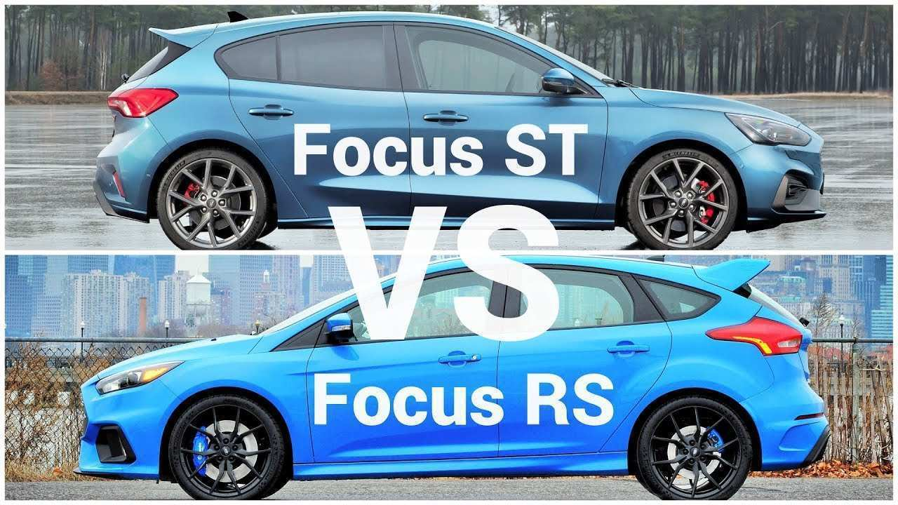 87 All New 2019 Ford Focus Rs St Reviews