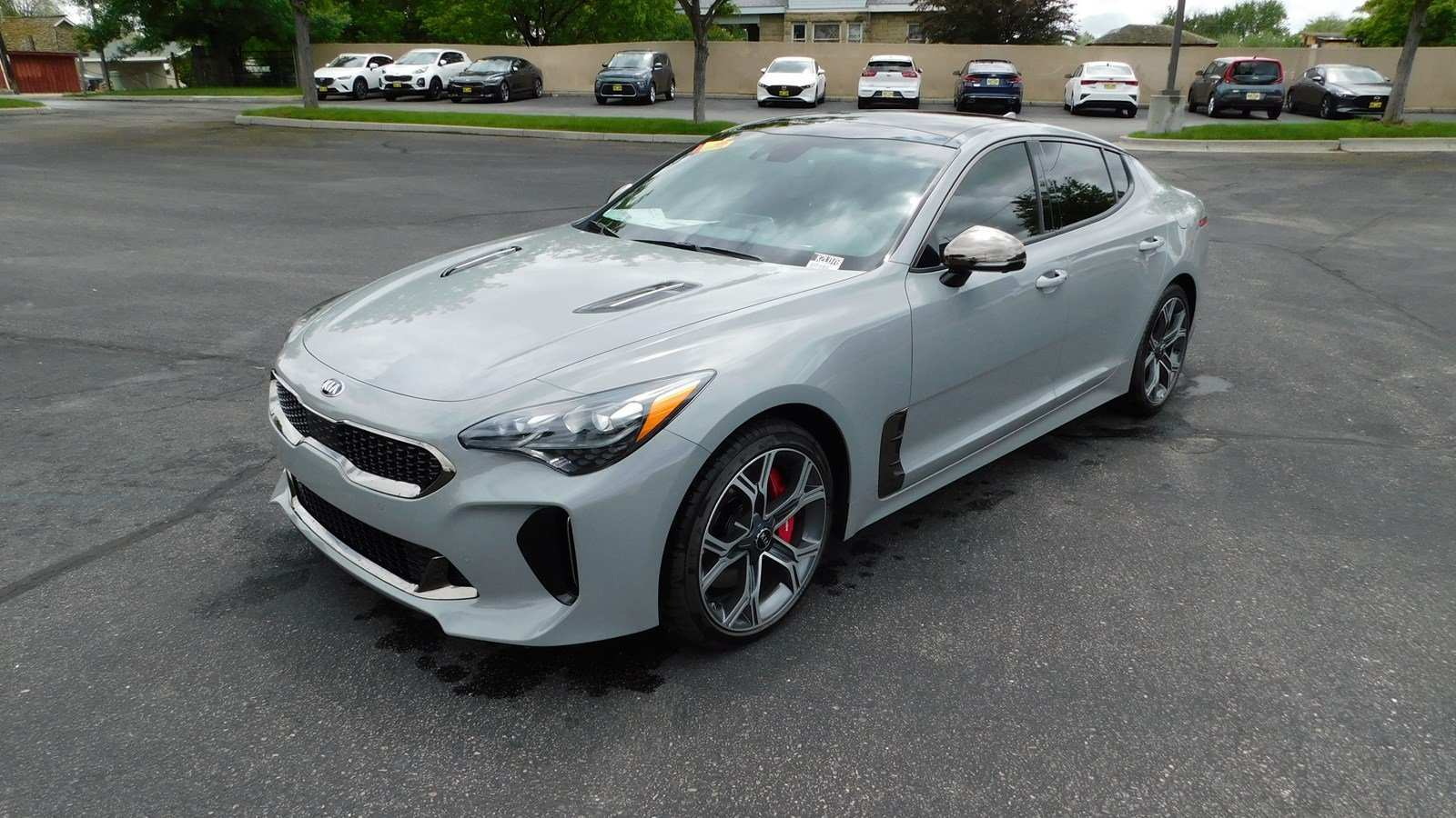 87 All New 2019 Kia Stinger Gt2 Release Date