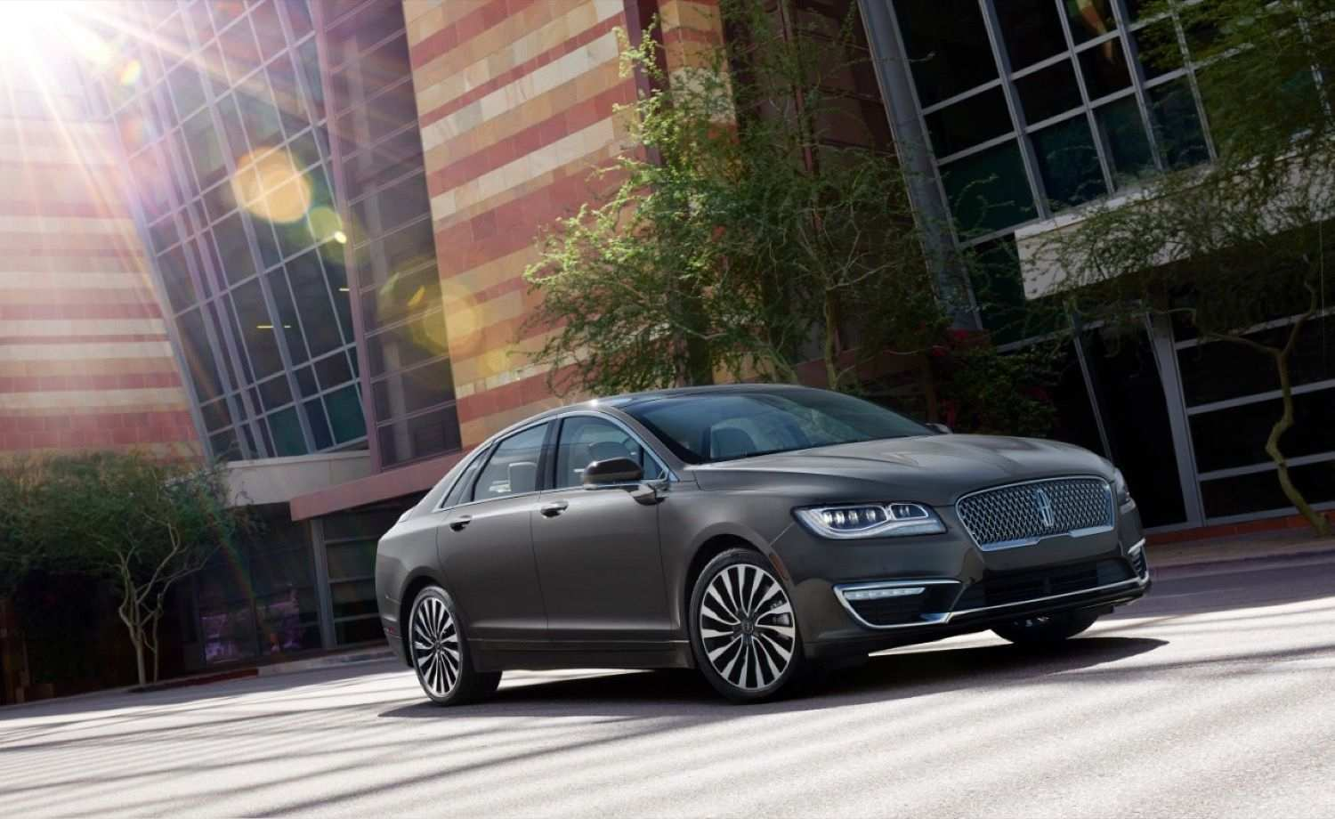87 All New 2019 Lincoln MKS Spy Photos Style