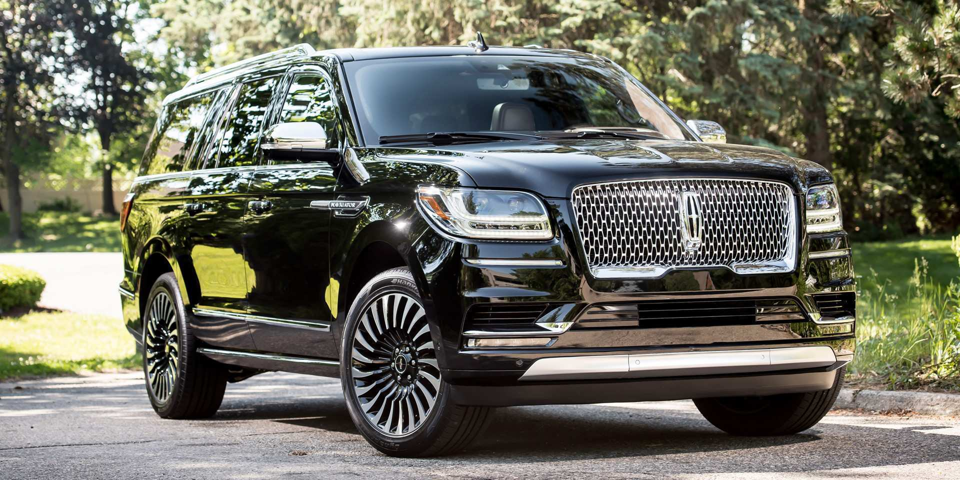 87 All New 2019 Lincoln Navigator Ratings