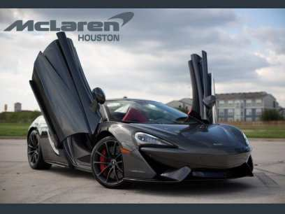 87 All New 2019 McLaren 570S Coupe Interior
