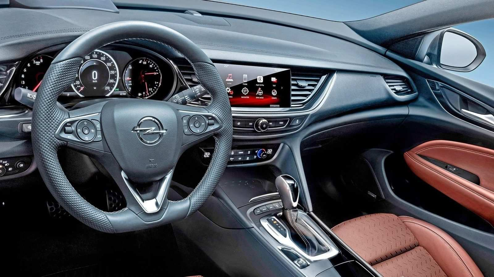 87 All New 2019 Opel Insignia Release Date