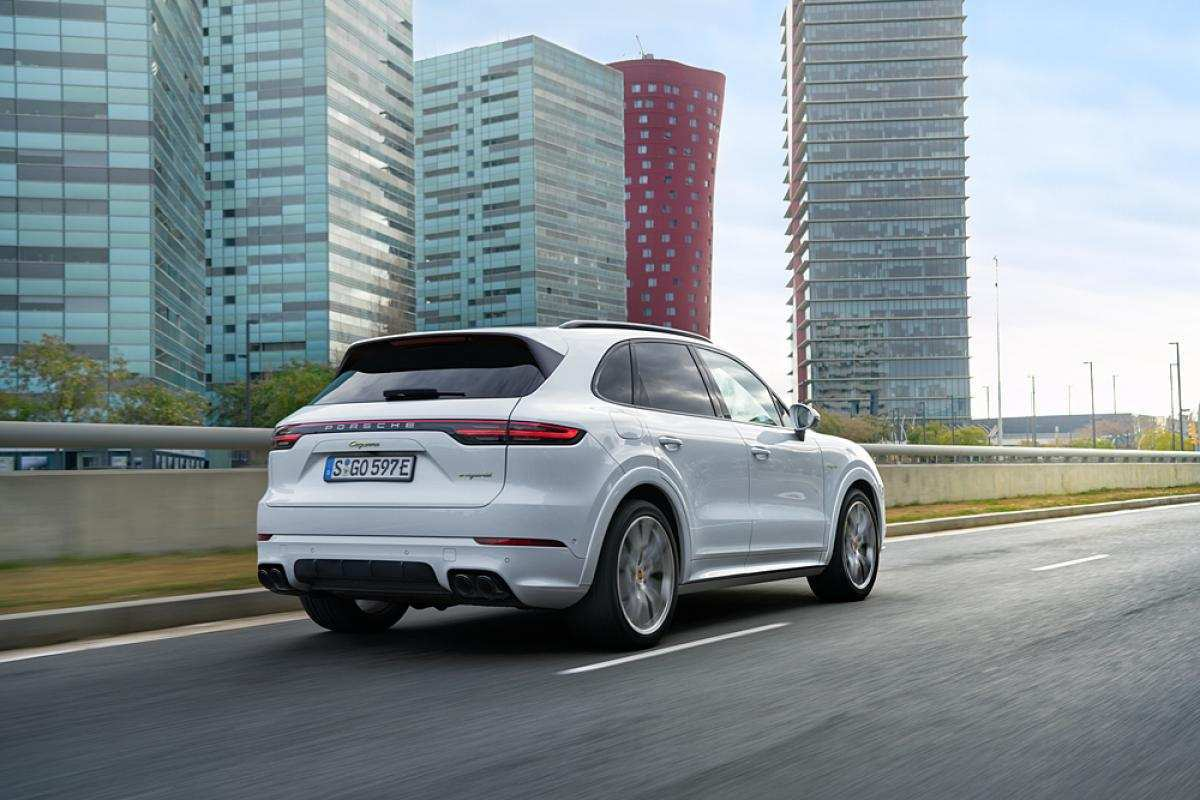 87 All New 2019 Porsche Cayenne Model Speed Test