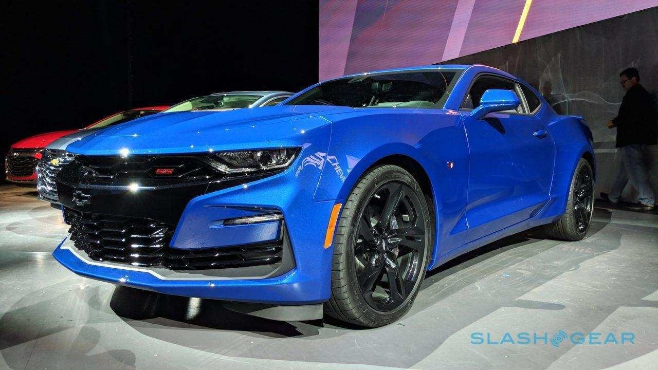 87 All New 2019 The Camaro Ss Redesign And Concept