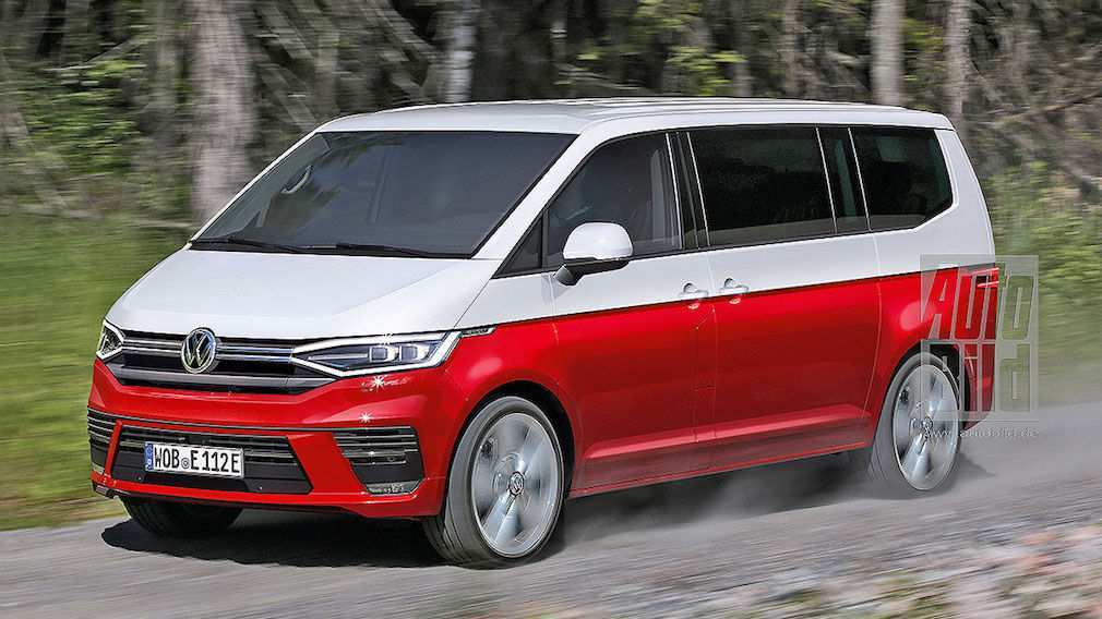 87 All New 2019 Volkswagen Transporter Release