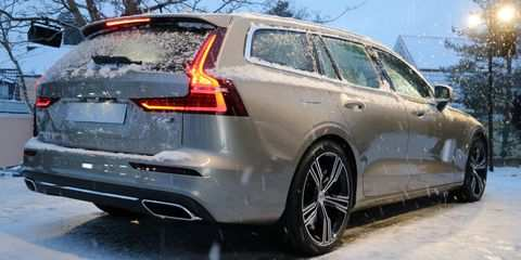 87 All New 2019 Volvo Xc70 New Generation Wagon Wallpaper