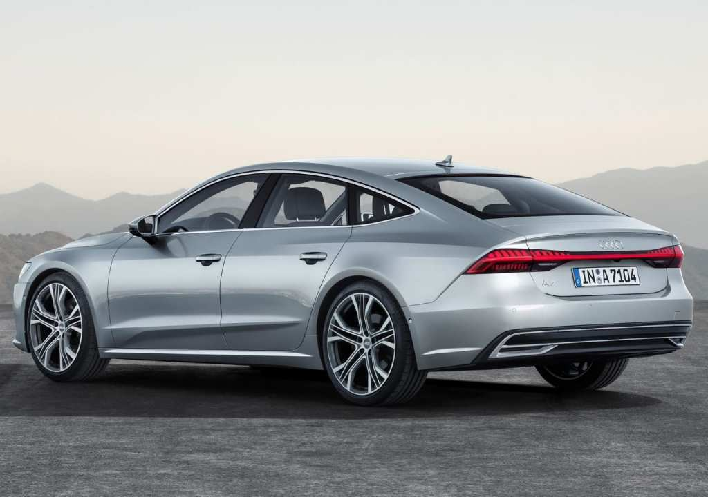 87 All New 2020 Audi A7 Reviews