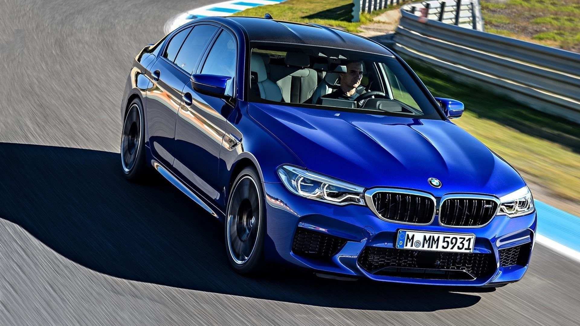 87 All New 2020 BMW M5 Get New Engine System Redesign And Review